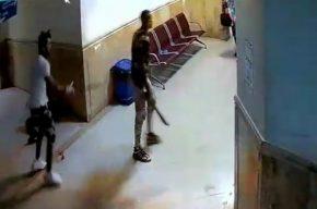 تشریح جزئیات حمله اراذل و اوباش به بیمارستان پورسینا | حال مصدومان خوب است