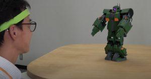 کنترل ربات های انساننما با ذهن ممکن شد