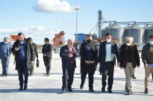 توسعه فعالیتهای کشتیرانی دریای خزر در منطقه آزاد انزلی