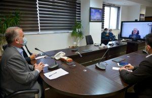 توسعه روابط ایران با اتحادیه اقتصادی اوراسیا و چین از طریق قزاقستان و منطقه آزاد انزلی