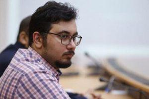سعید ابراهیم خانی به عنوان مسئول روابط عمومی هیات دوچرخه سواری منصوب شد