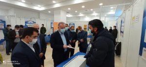 آغاز بکار نخستین نمایشگاه مجازی محصولات پژوهش محور در منطقه آزاد انزلی