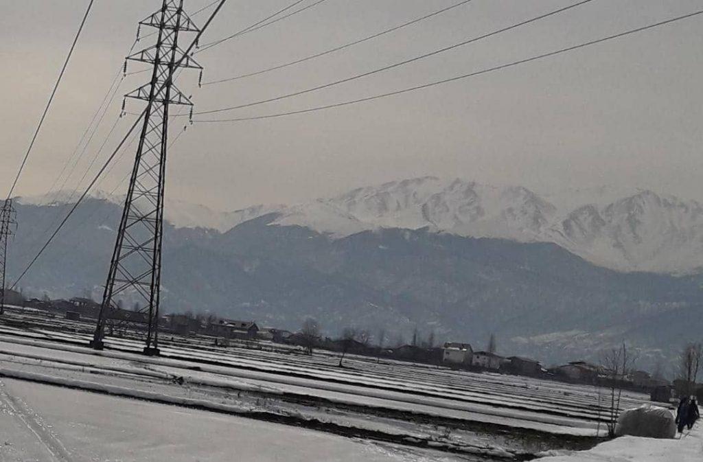 شبکه های انتقال و فوق توزیع برق منطقه ای گیلان برقدار هستند