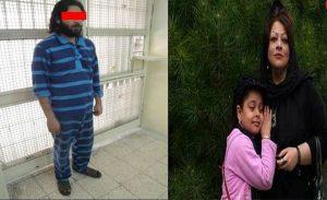 قتل زن مطلقه و دختر ۸ ساله اش در تهران / نوازنده قاتل کیست؟! + عکس مقتولان و قاتل