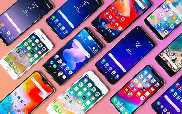 کاهش ۲۵ درصدی قیمت گوشی موبایل امروز دوشنبه ۶ بهمن ماه ۹۹