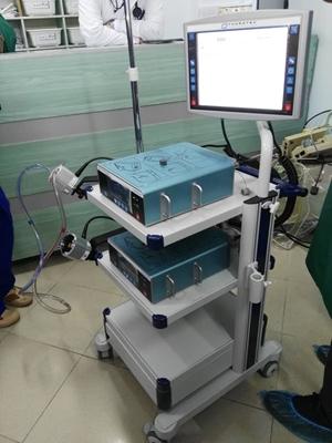 راه اندازی دستگاه پیشرفته اکمو (ECMO)در مرکز آموزشی درمانی دکتر حشمت رشت