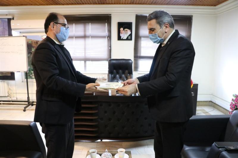 توسعه فعالیت رسانه ای راه آهن به نفع استان گیلان است