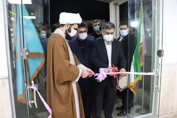 افتتاح ساختمان اداری بنیاد مسکن فومن