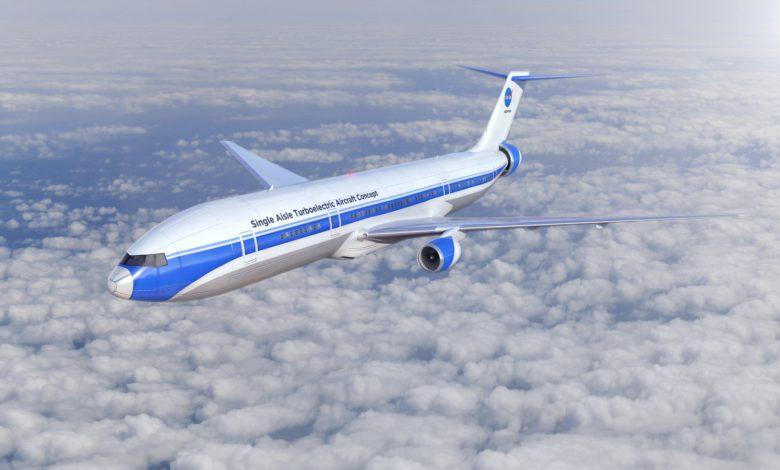 تلاش ناسا برای توسعه صنعت هواپیماهای برقی