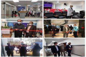 افتتاح ۹ پروژه بهداشتی و درمانی در گیلان با اعتبار حدود۴۵میلیارد تومانی