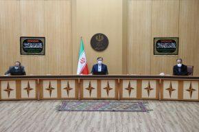 جلسه کارگروه زیربنایی، توسعه روستایی، شهری و محیط زیست گیلان به ریاست استاندار برگزار شد