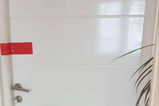 پلمب یک مرکز درمانی غیر مجاز در رشت