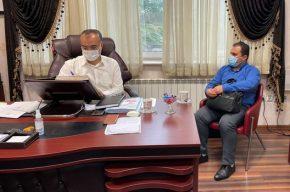 گزارش تصویری ملاقات مردمی حاج محمد حسین واثق کارگرنیا رئیس شورای اسلامی شهر رشت