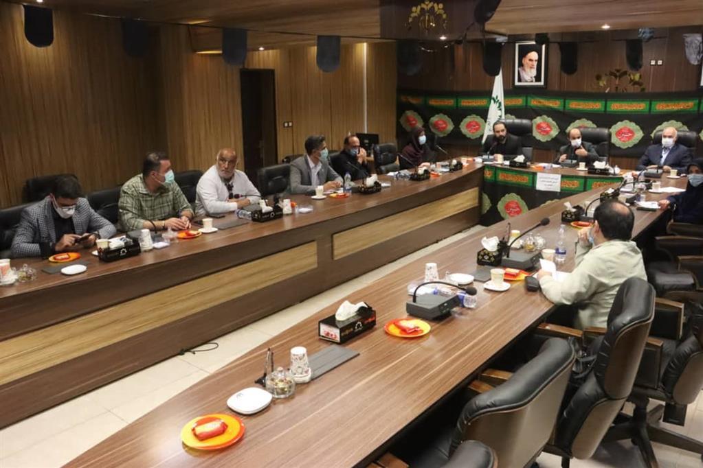 هفتاد و سومین جلسه کمیسیون نامگذاری و تغییر نام معابر و اماکن عمومی رشت برگزار شد