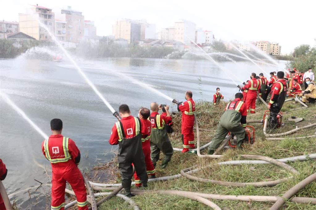 بهارمست ، سرپرست شهرداری رشت : آتش نشانان ، بازوی پرتوان شهرداری در خدمت رسانی به شهروندان