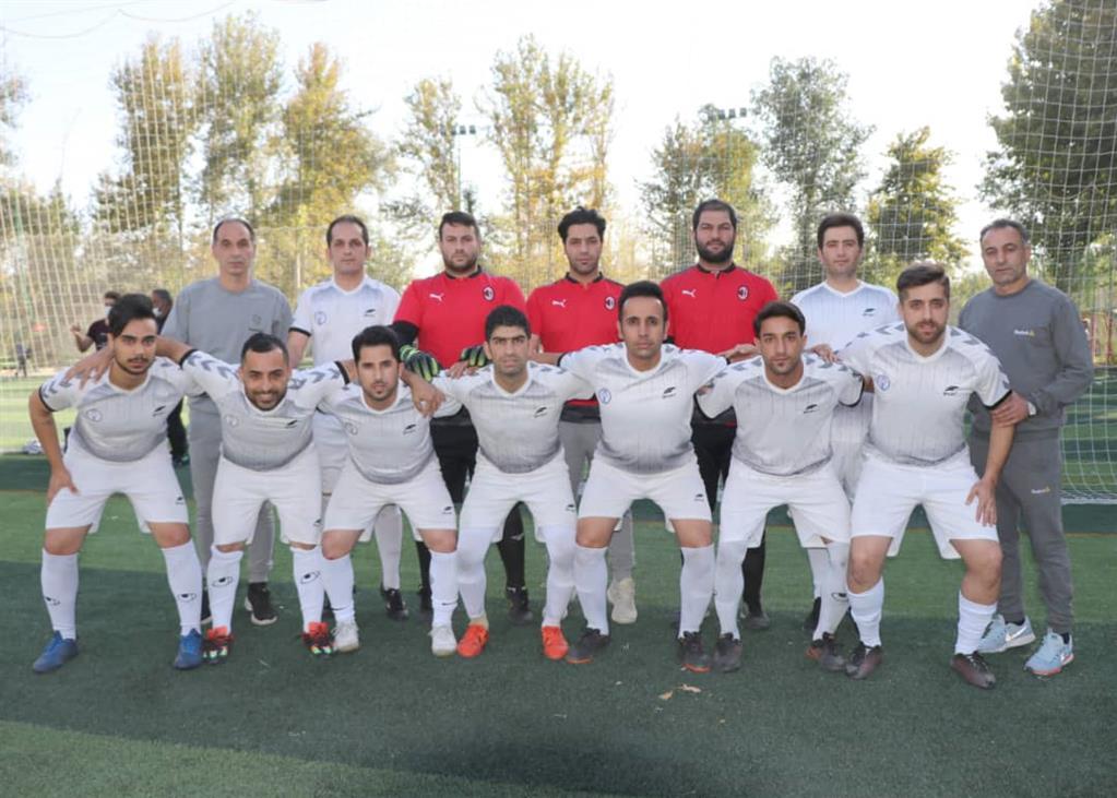 تیم شهرداری رشت ، نائب قهرمان اولین دوره مسابقات مینی فوتبال شهرداریهای کشور